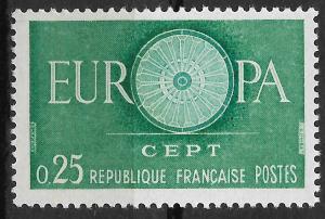 France - SC# 970  -  MNH - SCV$0.25 - Europa