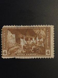 MESA VERDE 4c  ,world stamps #ref. bin