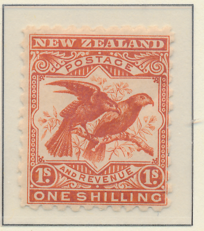 New Zealand Stamp Scott #118, Mint Hinged - Free U.S. Shipping, Free Worldwid...