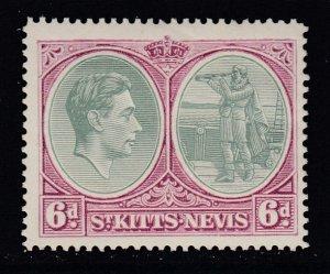 St. Kitts-Nevis, Sc 85 (SG 74c), MHR