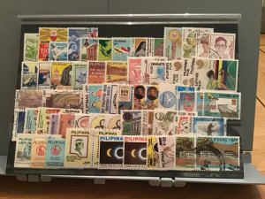 Philippines 1987-1988  mixed stamps  R26175
