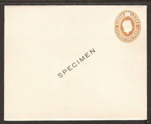 Sierra Leone H&G B7 mint 1938 1p SPECIMEN Envelope, VF