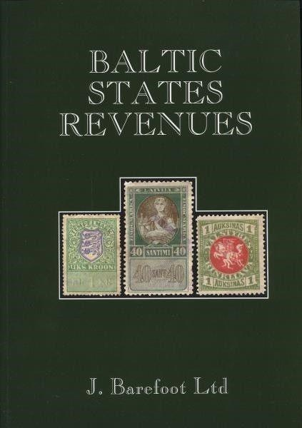 Baltic States Estonia Latvia Lithuania 2014 REVENUE Colour Illustrated Catalogue