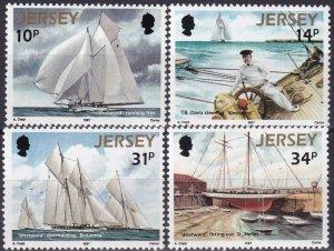 Jersey #414-7 MNH CV $3.30  (Z3876)