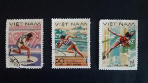 Vietnam, Sport, Olympian Games, (83-Т)