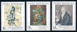 Czechoslovakia #2973-2975  Set of 3 MNH