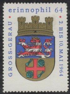 Germany - Erinnophil 1964, Gross-Genau - MLG