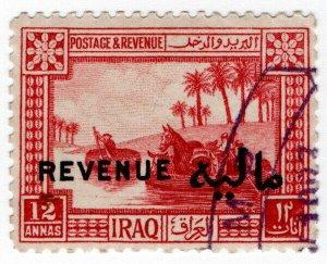 (I.B) Iraq Revenue : British Occupation 12a