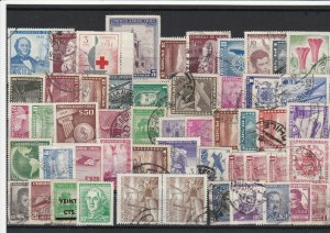 chile stamps ref 16231