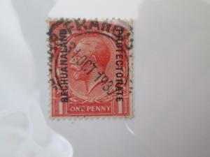 Bechuanaland Protectorate #1 used
