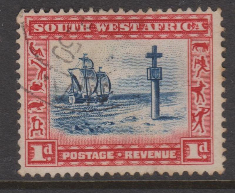 South West Africa 1937 Sc#109a Used