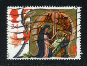 Great Britain #1417 Mary and Jesus, used (0.30)