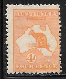Australia 6 mh 2013 SCV $150.00 - lightly hinged