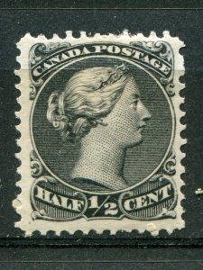 Canada #21  Mint O.G.  VF    - Lakeshore Philatelics