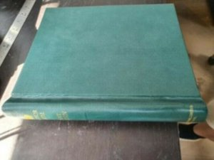 WINDSOR ALBUM Green Stanley Gibbons with GB Inserts from Page 35 UNUSED