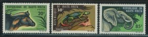 Upper Volta 1966 Animals set Sc# 146-61 NH