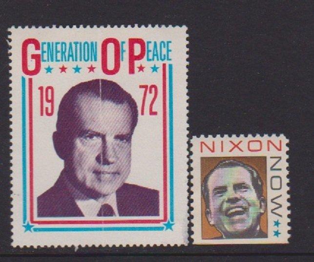 USA CINDERELLA ON NIXON ELECTION IN 1972   LOT#C-141
