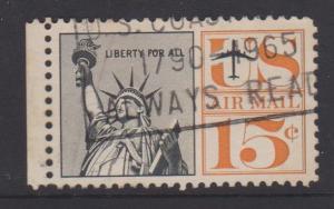 USA Sc#C63 Used