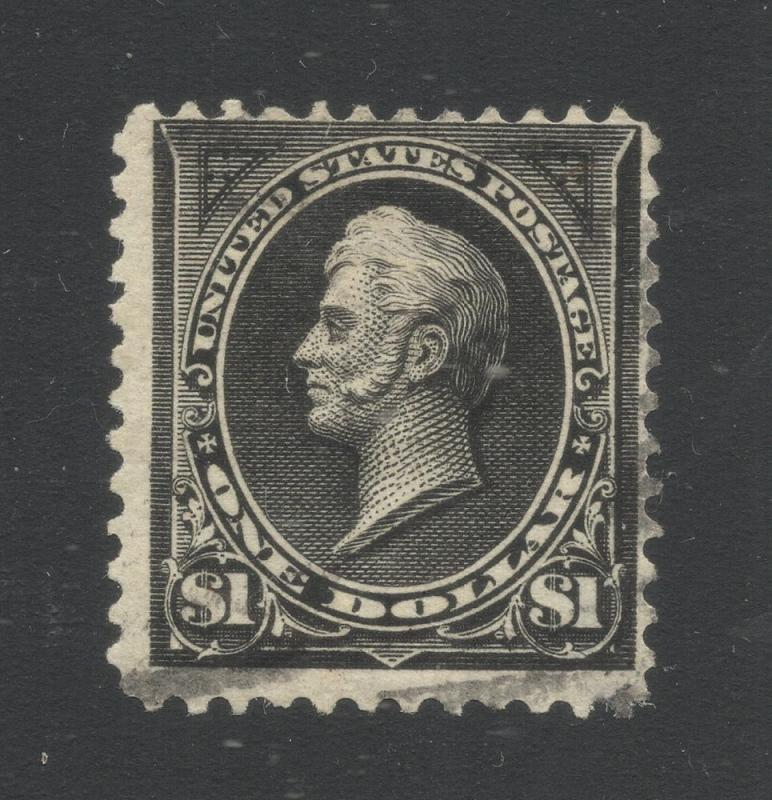 US#276A Black - Type II - Used