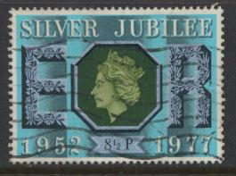 Great Britain SG 1033  - Used - Royal Silver Jubilee