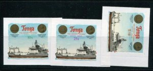 Tonga #CO72-4 MNH (LOT#L)