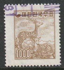 Korea 282 used