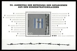 Germany 1995 Mi. Bl.32 MNH (1408)