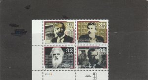 UNITED STATES 3064a PB MNH 2019 SCOTT SPECIALIZED CATALOGUE VALUE $2.60