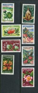 New Caledonia #330-7 Mint