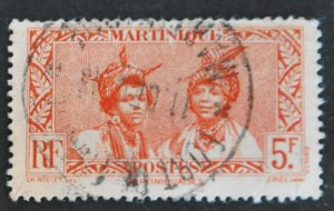 DYNAMITE Stamps: Martinique Scott #170 – USED