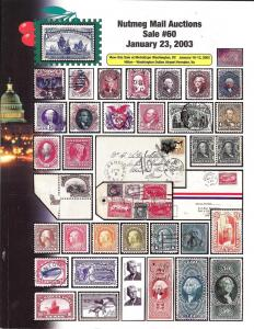 Nutmeg Stamp Sales - United States Stamps, Covers and Pos...