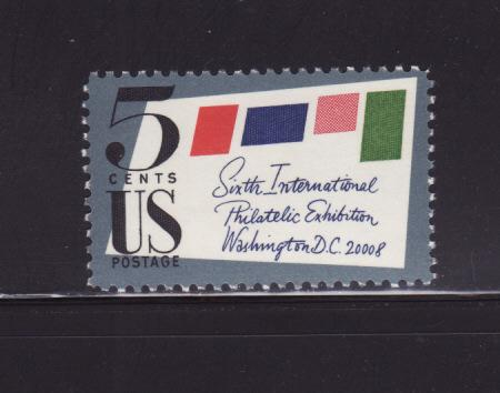 United States 1310 Set MNH SIPEX Stamp Expo (A)
