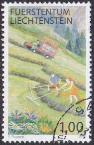 Liechtenstein 2010 SG1542 Used