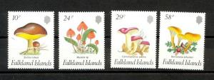 Falkland Islands Scott 469-472 Mint NH (Catalog Value $16.00)