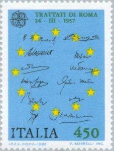 Italy 1982 Europa MNH**