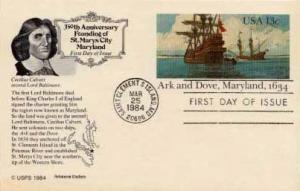 United States, First Day Cover, Ships