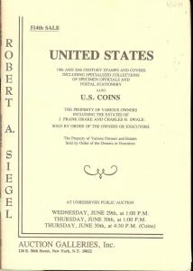 United States: 19th & 20th Century Stamps & Covers includ...