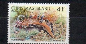 Christmas Island 204A MNH