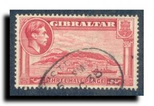 Gibraltar Scott 109B