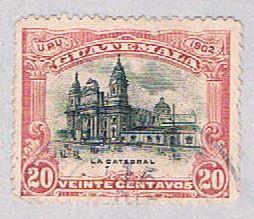 Guatemala 119 Used Cathedral 1902 (BP29626)