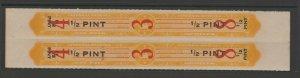Puerto Rico Excise revenue fiscal Stamp 10-18- better item - no gum mint TAXPAID