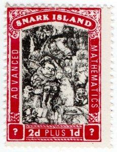 (I.B) Cinderella Collection : Gerald King Wonderland (Snark Island 3d)