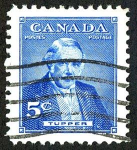 Canada #358 Used