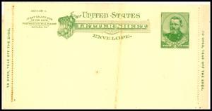 USA U293 Mint (NH) Series 6