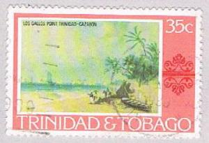 Trinidad and Tobago 265 Used Los Gallos Pointe 1976 (BP2624)