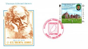 Isle of Man, Stamp Collecting, Europa