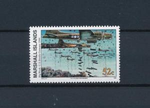 [81004] Marshall Islands 1994 Second World war US bombs Germany MNH