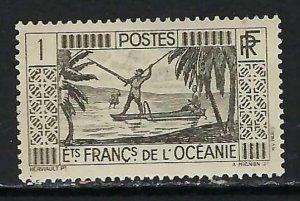 FRENCH OCEANIA 80 MOG Z3924-8