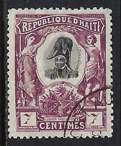 Haiti 85 VFU Z2939-5