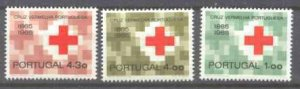 Portugal 955-57 MNH Red Cross SCV14.95